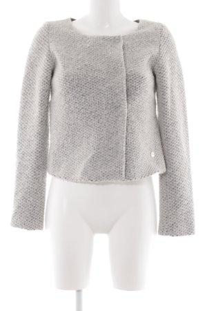 Opus Giacca di lana beige chiaro stile classico