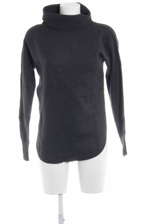 Opus Wollpullover anthrazit Casual-Look