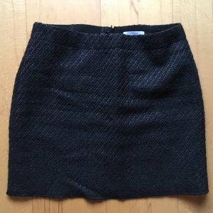 Opus Wool Skirt anthracite-black