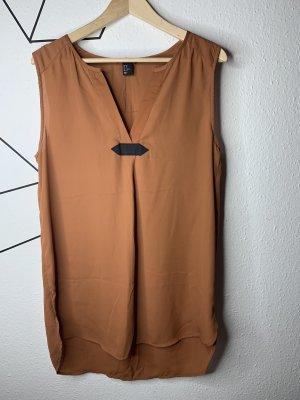 H&M Blusa arancione