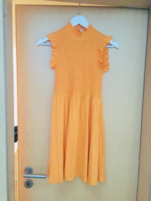 Asos A-lijn jurk oranje
