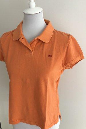 Orange-farbiges Poloshirt von Ralph Lauren