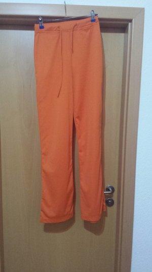 orange Fitness Hose, Sporthose, Freizeithose, Gr. 36