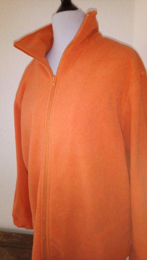 Veste polaire orange