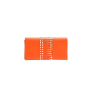 Orange  Gucci Clutch