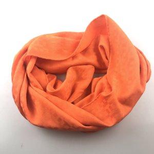 Orange  Hermes Scarf