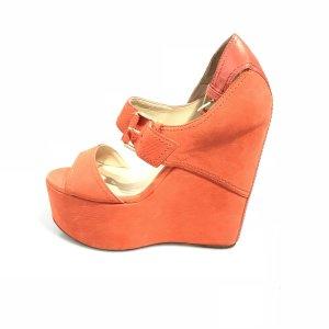 Orange  Jimmy Choo Sandal