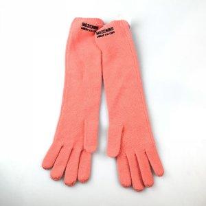 Orange  Moschino Glove