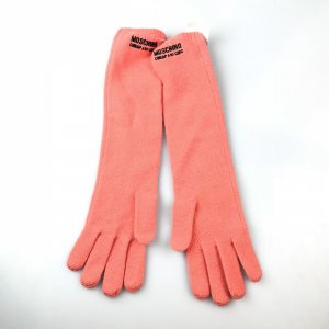 Moschino Handschoenen oranje