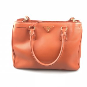 Orange  Prada Shoulder Bag