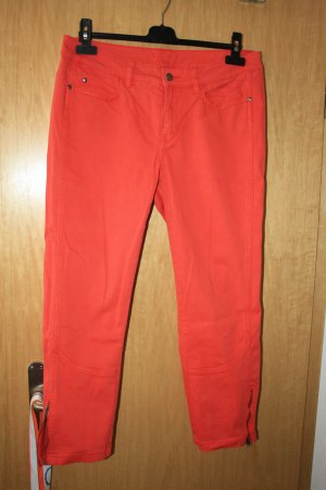 Best Connections 7/8 Length Trousers red