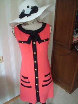 orange - rotes MOSCHINO - Design