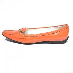Tod's Loafers oranje