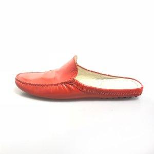 Orange  Tod's Flip Flop