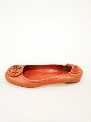 Orange  Tory Burch Flat