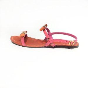 Orange  Tory Burch Sandal