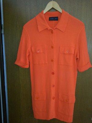 <orangefarbene Jacke von MarcCain (Gr. N 4/38/40)