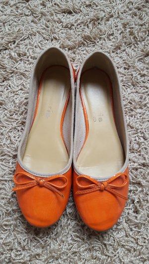 Tamaris Chaussures orange tissu mixte