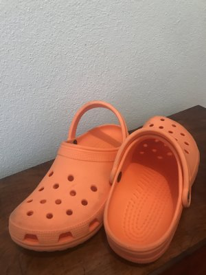 Crocs Mules orange