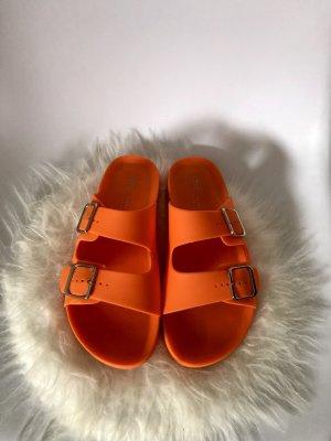 Asos Comfort Sandals orange-light orange