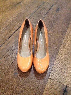 Orangene Tamaris Pumps
