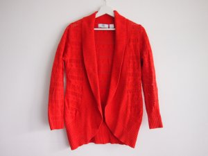 bpc Cardigan neon orange cotton