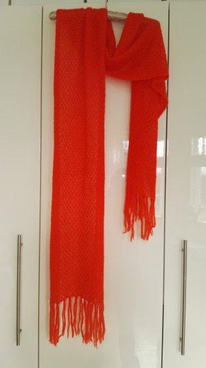 Orangener Schal von H&M
