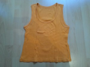 Orangenes Basic-Shirt von Tally Weijl