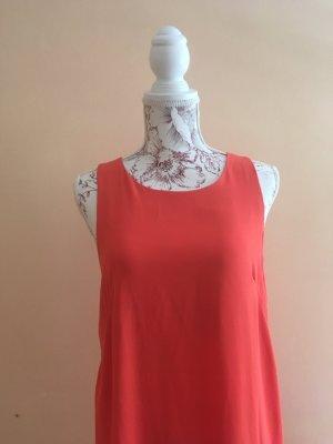 Orangenes Kleid H&M