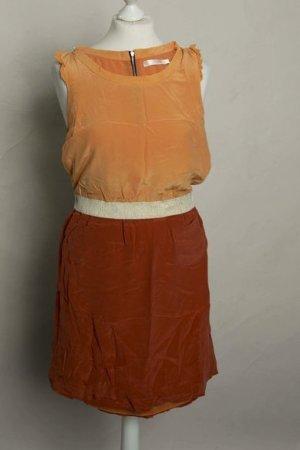 """Orangenes Kleid NEU von """"See U Soon"""""""