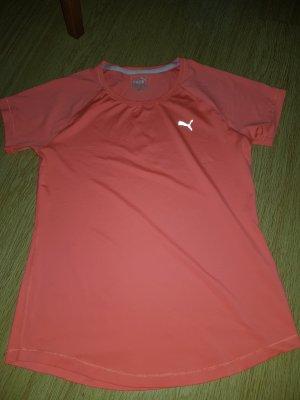 Puma Sportshirt oranje-roze