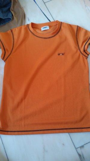 Camisa deportiva naranja