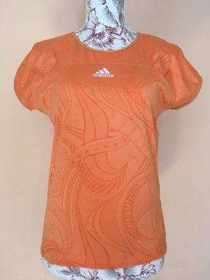 Orangenes Sportshirt Adidas