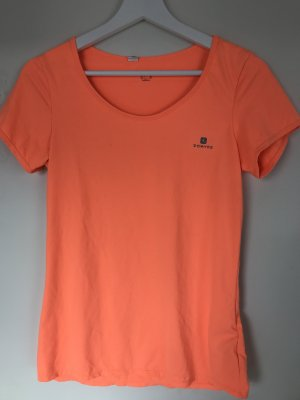 Domyos Sports Shirt light orange