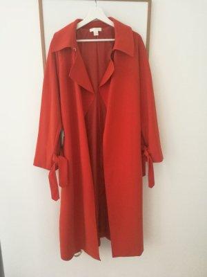 Oranger Mantel H&M