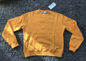 Oranger Pullover
