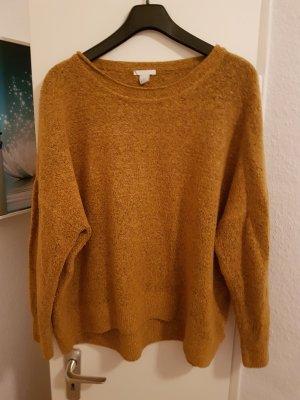 Oranger Pullover von H&M