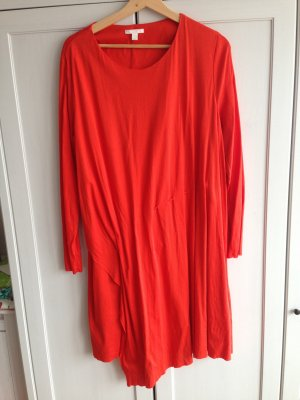 Orangerotes Kleid von COS in Größe L