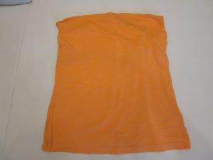 oranges Bandau-Top Gr. M