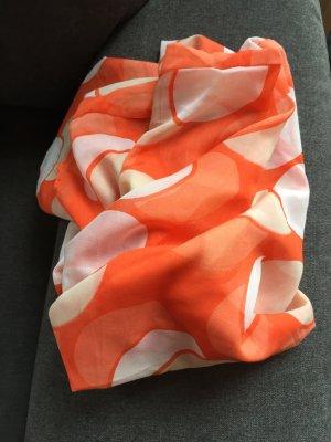 Oranges leichtes Looptuch