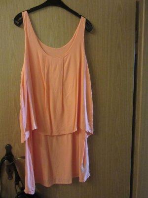 Mini-jurk oranje