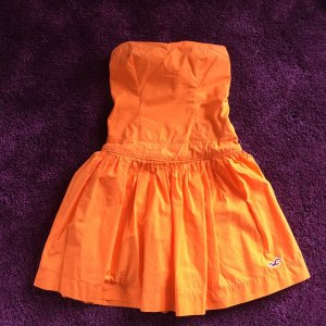 Oranges Strandkleid Hollister