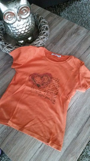 Oranges T-Shirt v. s.Oliver Gr. 38 / M Top