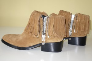 3.1 Phillip Lim Low boot chameau daim