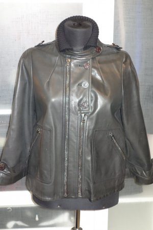 3.1 Phillip Lim Leather Jacket black leather