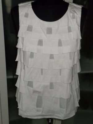Org. 3.1 PHILLIP LIM Runway Top mit Applikationen Gr.M