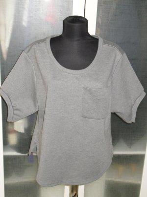 Org. ACNE oversize Sweatshirt mit Puffärmeln grau Gr.S top