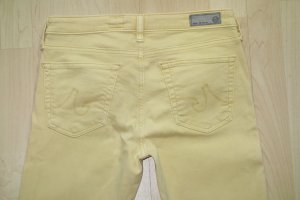 Adriano Goldschmied Skinny Jeans yellow