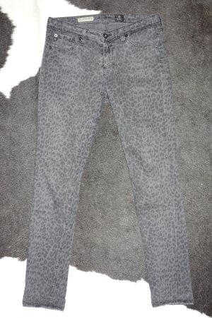 Adriano Goldschmied Jeans skinny gris foncé