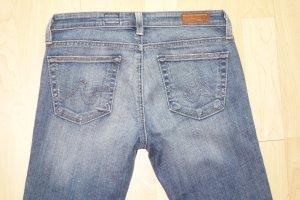 Adriano Goldschmied Jeans skinny bleu acier